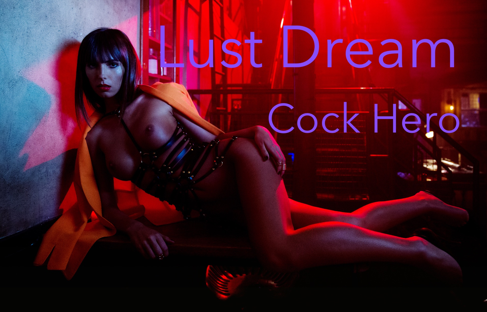 Cock Hero – Lust Dream – Stream Added
